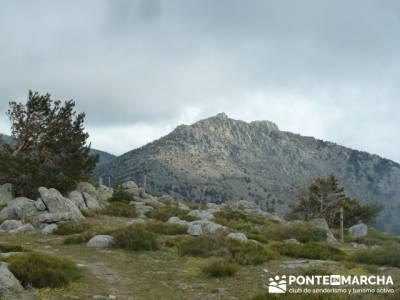 La Peñota y Peña del Arcipreste;grupos de senderismo en madrid;club de senderismo madrid